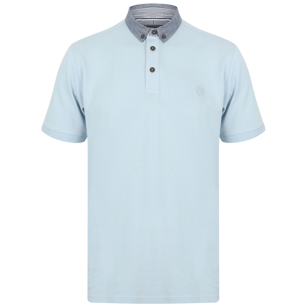 Kensington Union Hommes Polo 1X12569 Skyway