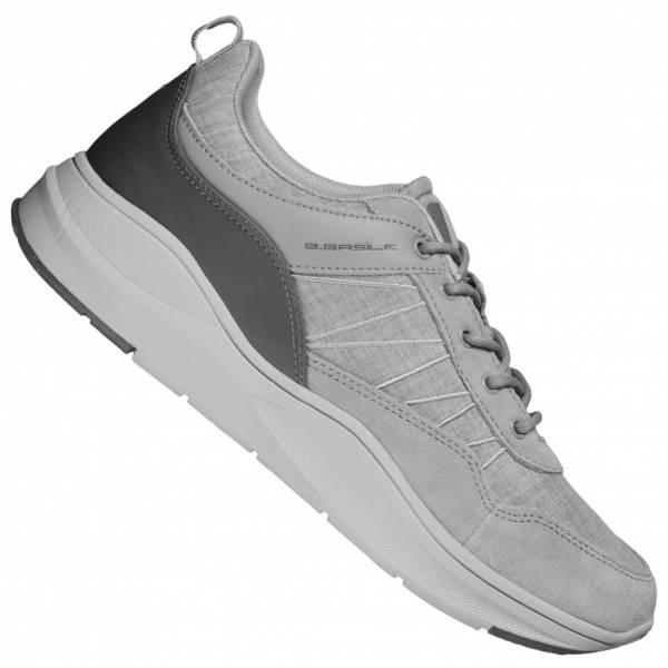 BASILE Gris Herren Sneaker BAM91380121