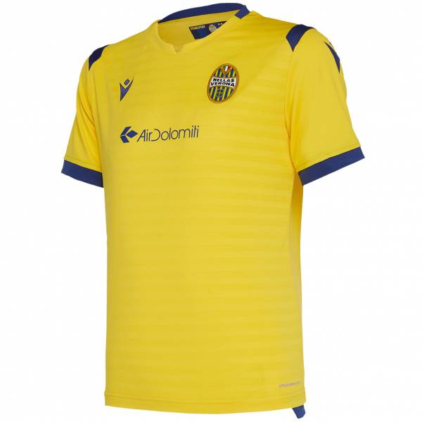 Hellas Verona macron Herren Auswärts Trikot 58017399