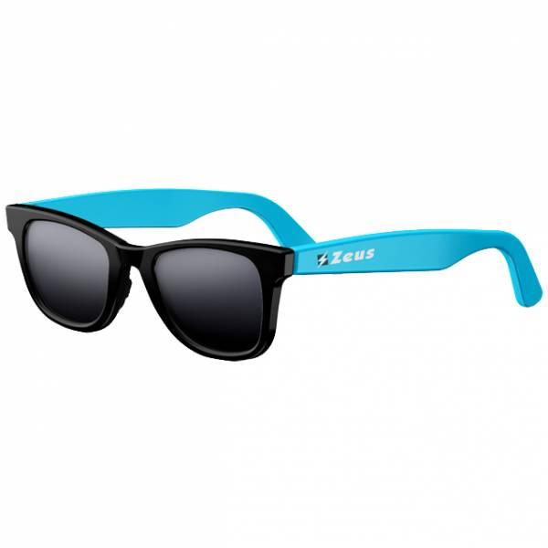 Zeus Okulary przeciwsłoneczne czarny / jasnoniebieski