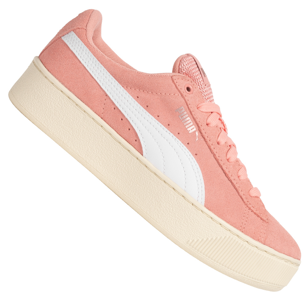 PUMA Vikky Ribbon Plattform Damen Sneaker 368012-03