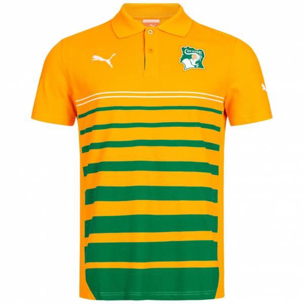 Elfenbeinküste PUMA Herren Polo-Shirt 744573-06
