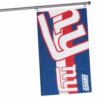 New York Giants NFL horizontale Fan Flagge 1,52m x 0,92m FLG53UKNFHORNG