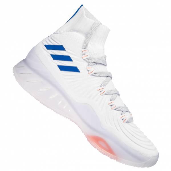 san francisco f5578 32bc9 adidas Crazy Explosive 2017 Primeknit Mens Basketball Shoes
