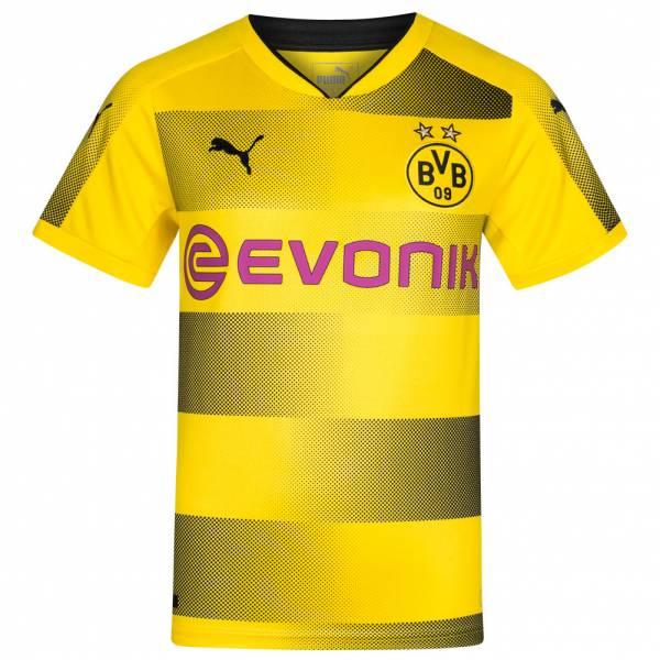 BVB 09 Borussia Dortmund PUMA Kinder Heim Trikot