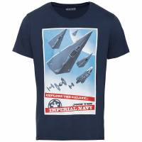 GOZOO x Star Wars Join Imperial Navy Herren T-Shirt GZ-9-STA-931-M-BL-1