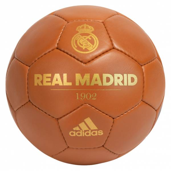 Real Madrid CF adidas Retro Football CE6116