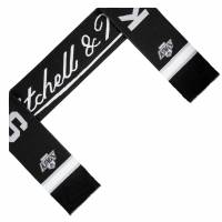 Mitchell & Ness LA Kings NHL Blackout Fan Scarf NHL-S338Z-LAKING-BLK