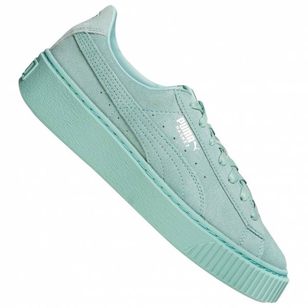 PUMA Basket Platform Reset Damen Sneaker 363313-03
