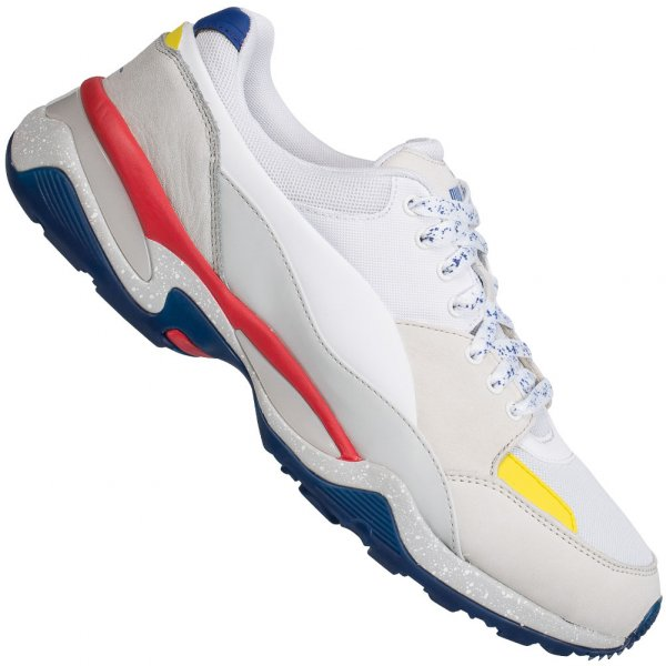 PUMA MCQ by Alexander McQueen Tech Runner Low Sneaker 358933-01