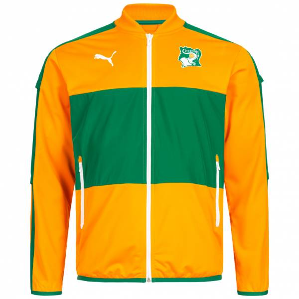 Ivory Coast PUMA Men Stadium Jacket 748514 01