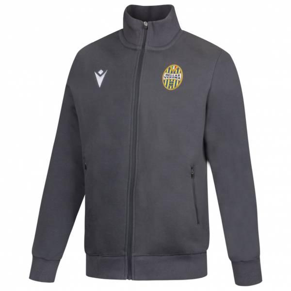 Hellas Verona macron Herren Freizeit Fan Sweatjacke 58017484