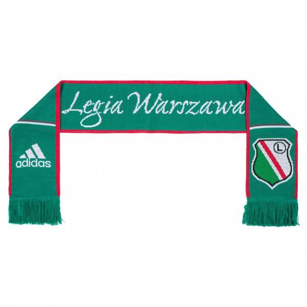 Legia Varsovie adidas Écharpe de supporter Warszawa G72123