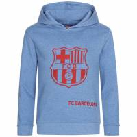 FC Barcelona Hoodie Kinder Kapuzen Sweatshirt FCB-3-005