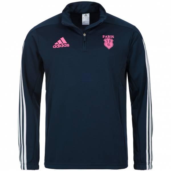 Stade Francais Paris adidas Herren Tranings Sweatshirt F89080