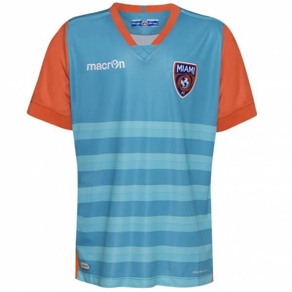 Miami FC macron Authentic Kinder Heim Trikot 58095879