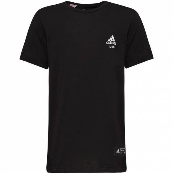 adidas London Small Badge Of Sport Jungen T-Shirt GJ9051