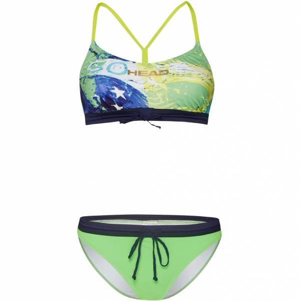HEAD SWS Jack Olympic PBT Brasilien Damen Bikini Set 452357-BRA