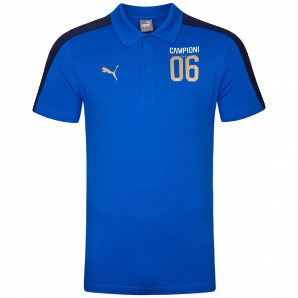 Italien PUMA Herren Tribute Fan Polo-Shirt 749596-07