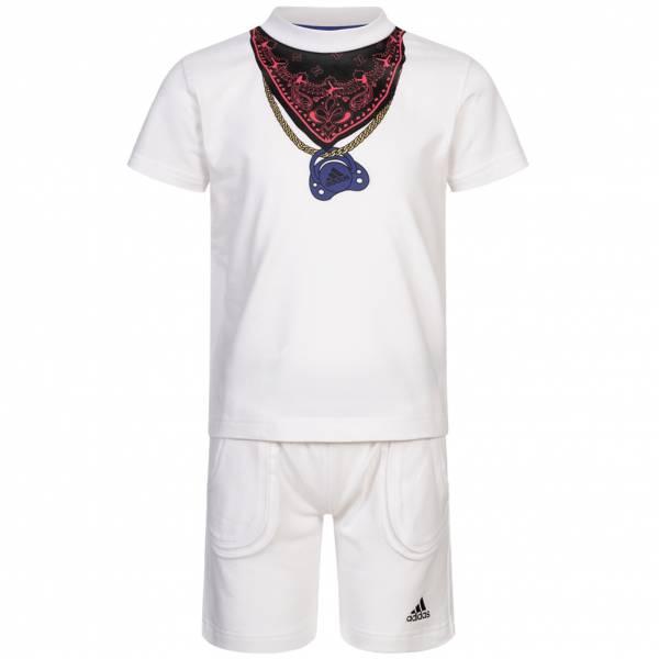 adidas Dummy Baby Sommer Set Shirt + Shorts P06512