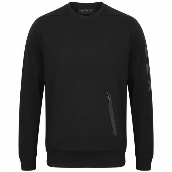DNM Dissident Tomo Lined Herren Sweatshirt 1D10560 Black