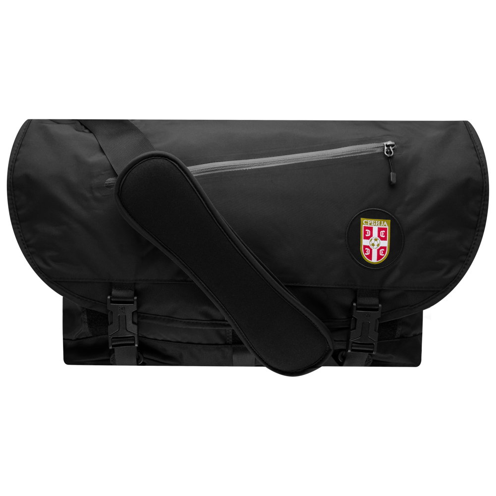 l'atteggiamento migliore a8479 5d7ea Serbia Nike Borsa a tracolla Federation Bag PBZ001-010