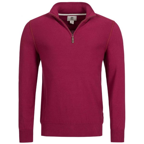 Timberland Williams River Herren Half Zip Sweater 6643J-637