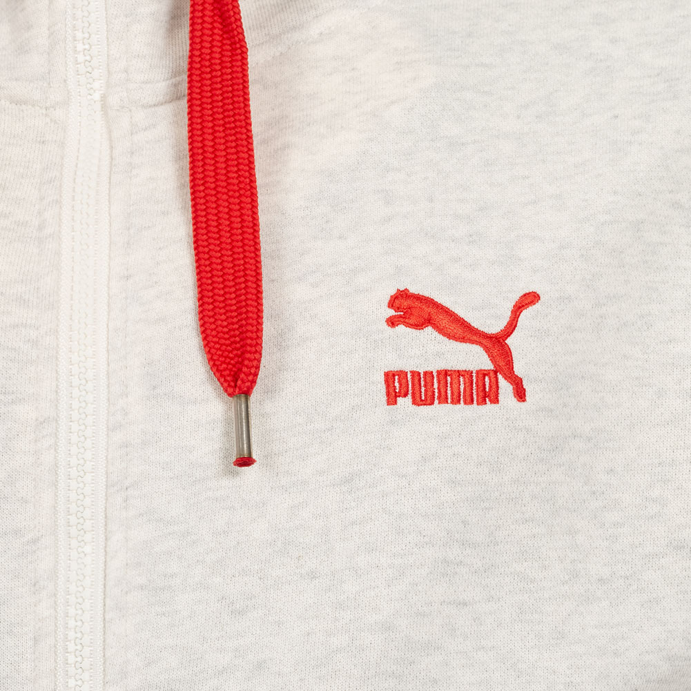 PUMA Herren Athletic Hooded Sweat Jacke 893412 02