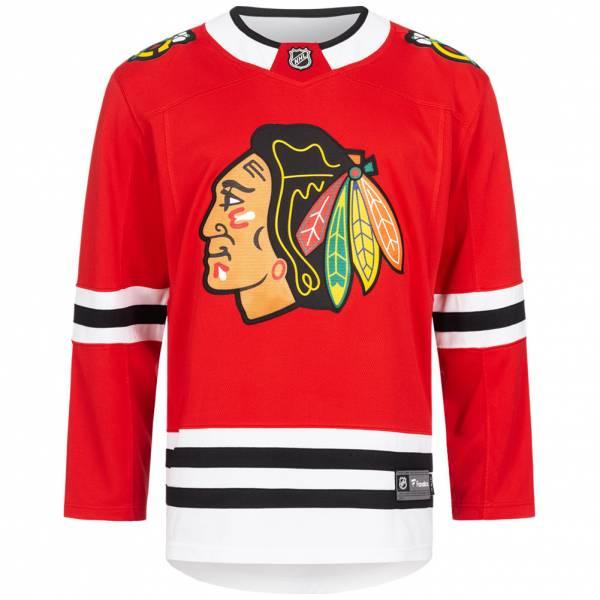 Blackhawks de Chicago Fanatics Breakaway Hommes Maillot de hockey sur glace 879MCBHH2AEBWH