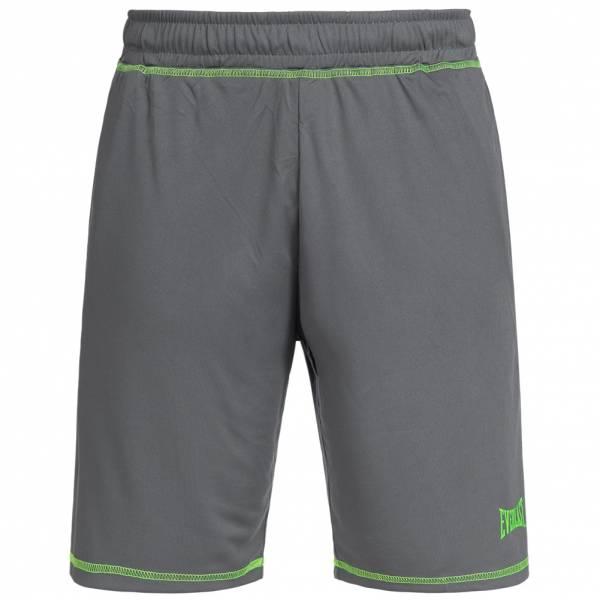Everlast Gym Shorts Fitness Short charcoal/lime EVR9629