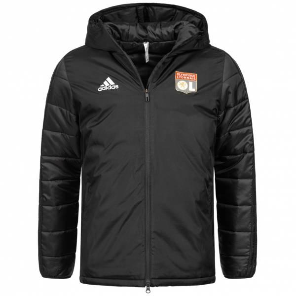 Olympique Lyon adidas Herren Winterjacke CM1225