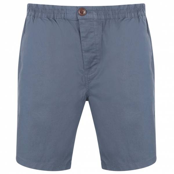 Pantaloncini chino Tokyo Laundry Ramsgate da uomo 1G10648 Vintage Indigo