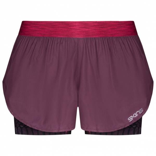 Skins DNAmic Superpose Short Damen Shorts DA99061643014
