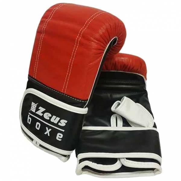 Zeus Trainings Boxhandschuhe rot