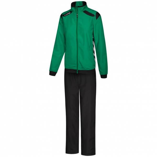 Damen hummel Stockholm Taslan Suit Damen Trainingsanzug 101600-1800 |08718193106783