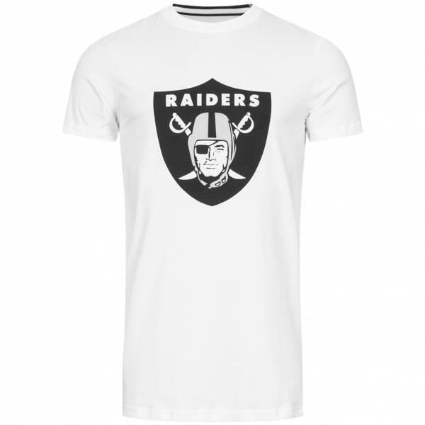 Las Vegas Raiders Fanatics Scoops NFL Herren T-Shirt 1564MWHT1ADORA