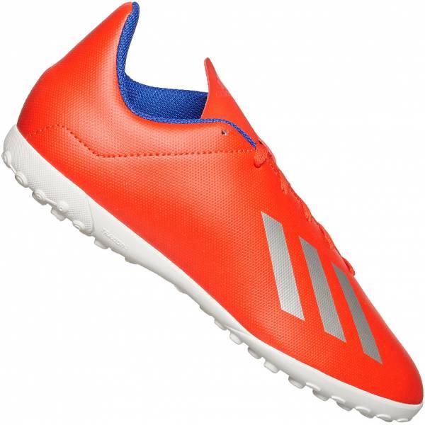 adidas X 18.4 TF Kinder Multinocken Fußballschuhe BB9417