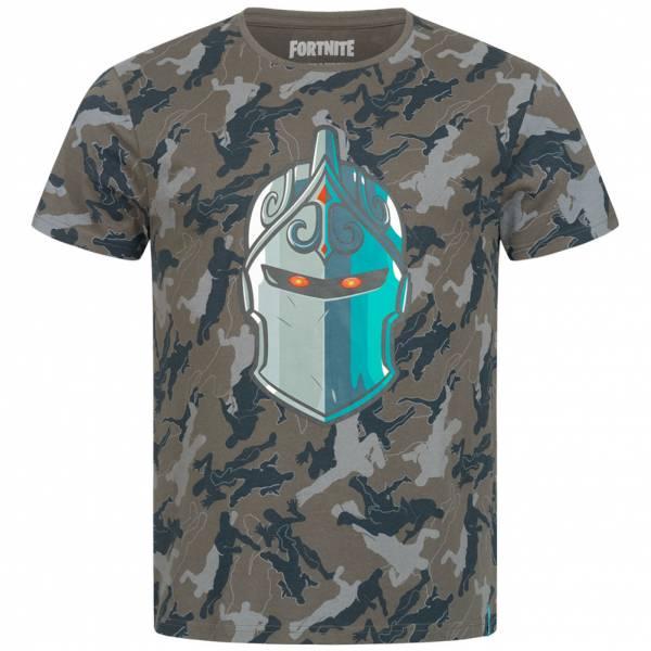 FORTNITE Knight Camouflage Herren T-Shirt 3-540/9748