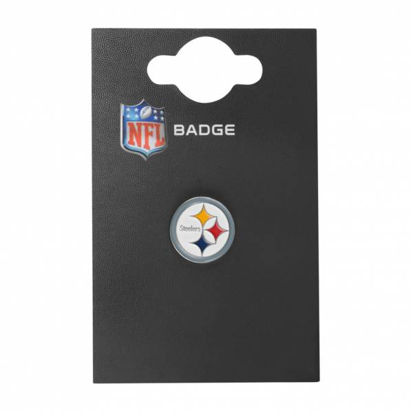 Pittsburgh Steelers NFL Metall Wappen Pin Anstecker BDEPCRSPS