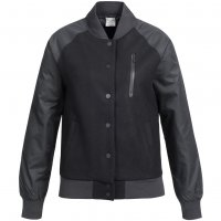 Nike Destroyer Varsity Baseball Jacket College Jacke Wolle 394688-010
