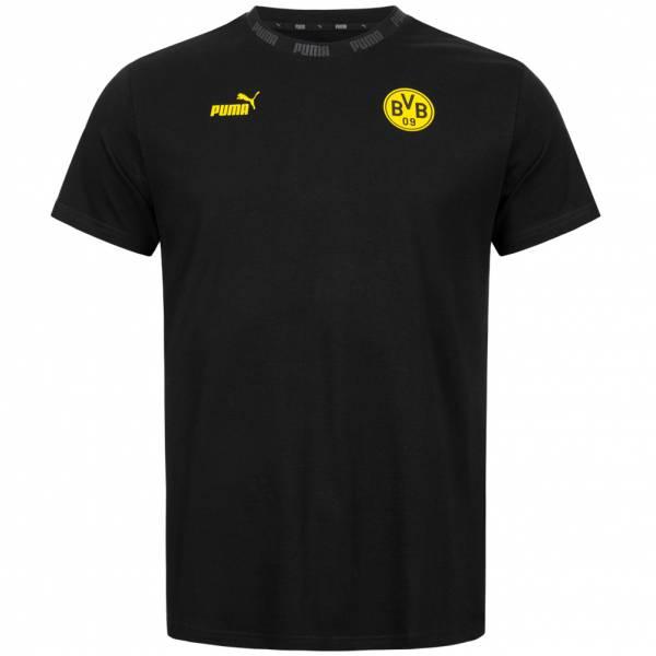 BVB Borussia Dortmund PUMA Culture Herren Fan T-Shirt 756296-02