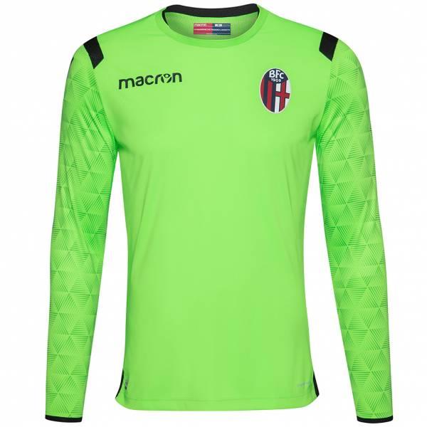 FC Bologna macron Herren Torwart Auswärts Trikot 58028478