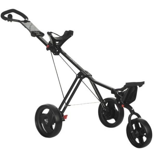Dunlop 3-wheel luxury golf trolley