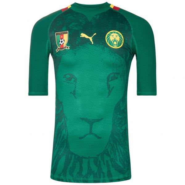 Kamerun PUMA Herren Heim Trikot 740189-04