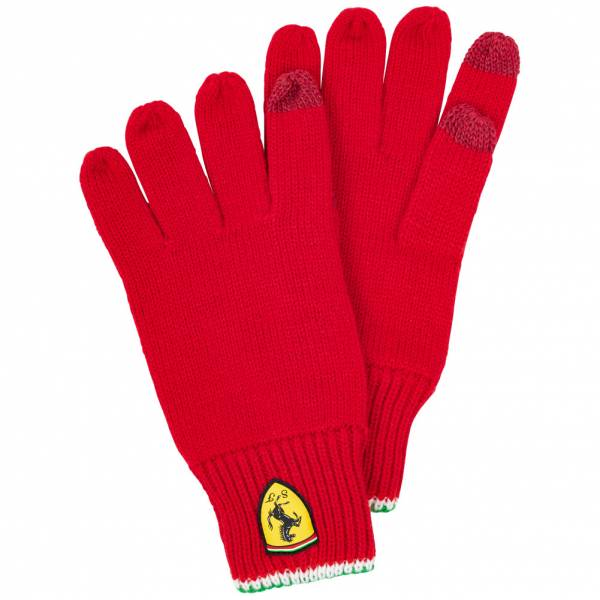 Scuderia Ferrari Strickhandschuhe für Touchscreen 130191027-600