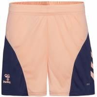 hummel hmlACTION Damen Trainings Shorts 208864-4345