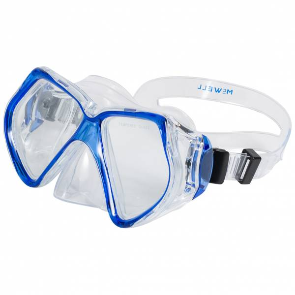 McWell Adults Diving mask MC016441