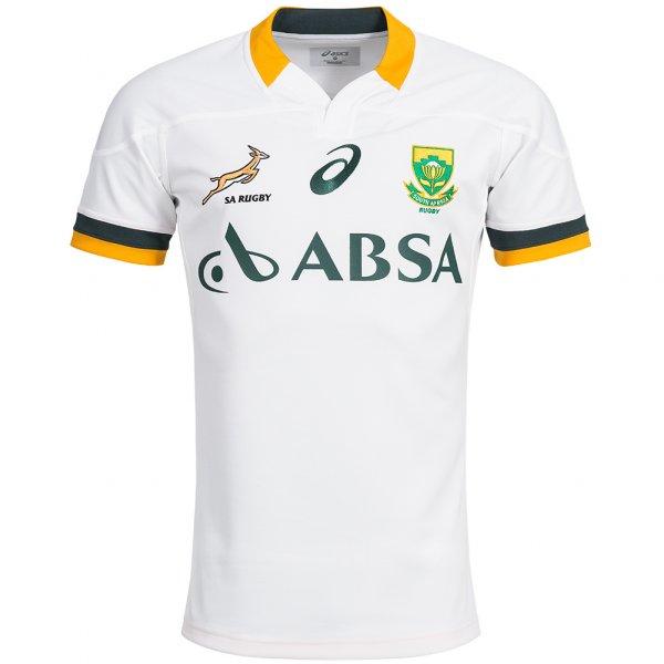 Südafrika Springboks Away Match Jersey Players Trikot Asics 122917-0001