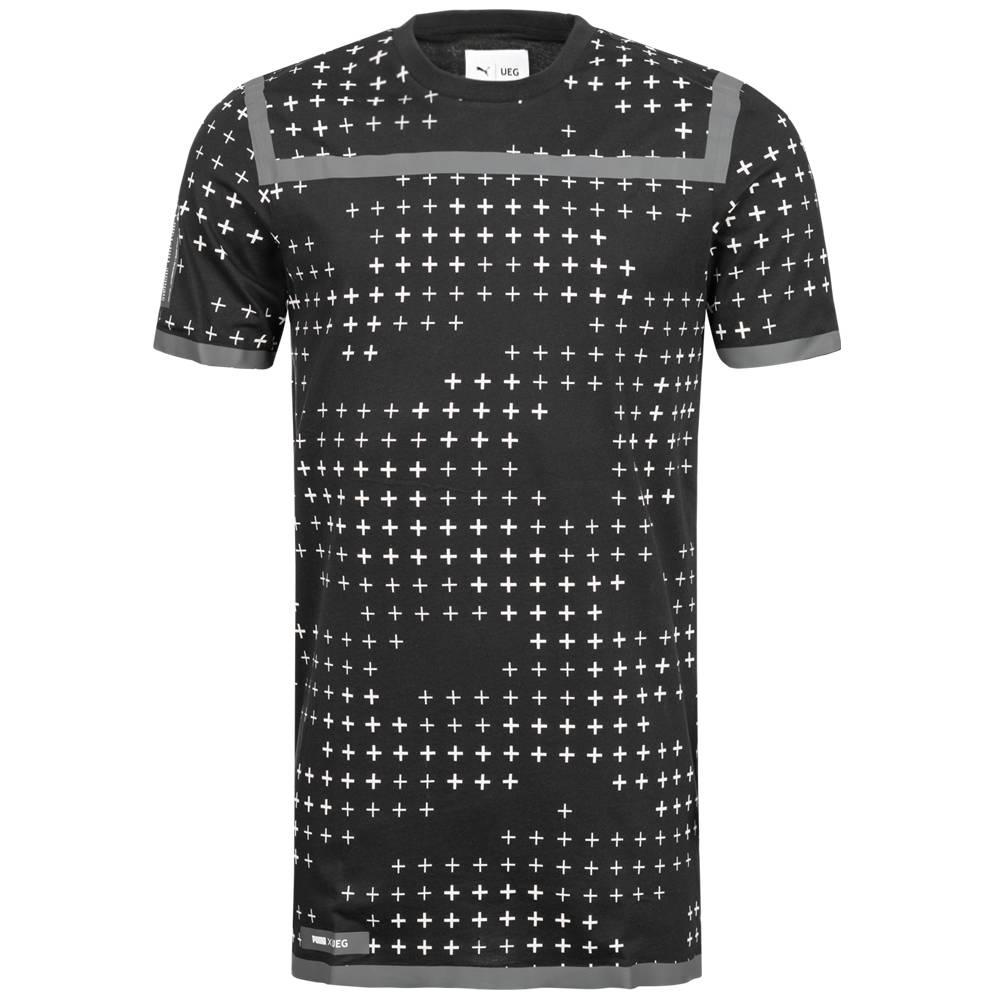 puma x ueg tee herren designer t shirt 571713 03 sportspar. Black Bedroom Furniture Sets. Home Design Ideas