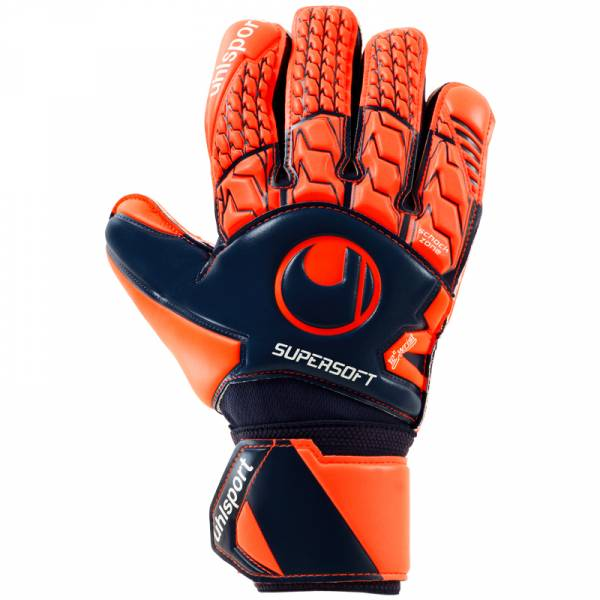 Uhlsport Next Level Supersoft Herren Torwarthandschuhe 101109601